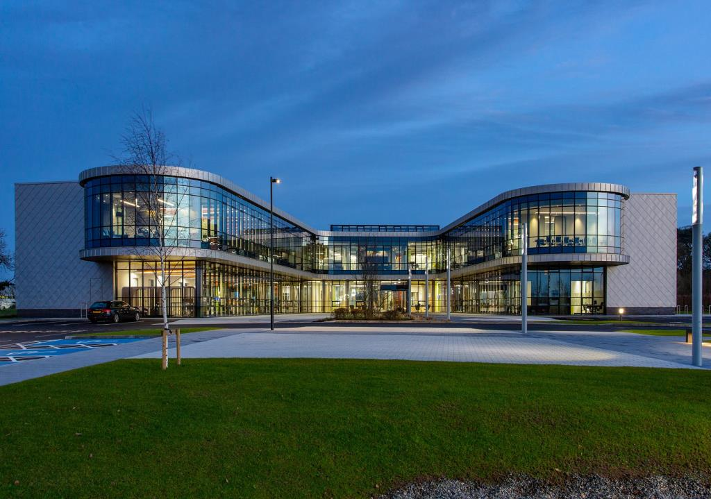 CDE Global - Building of the year!