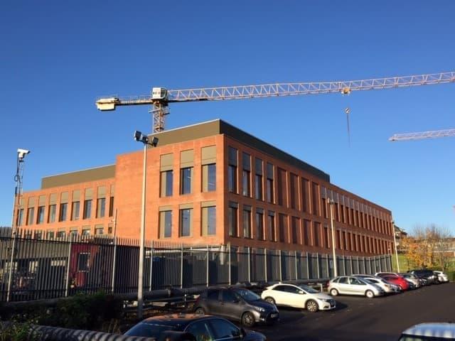 Royal Victoria Hospital - Non-Clinical Building