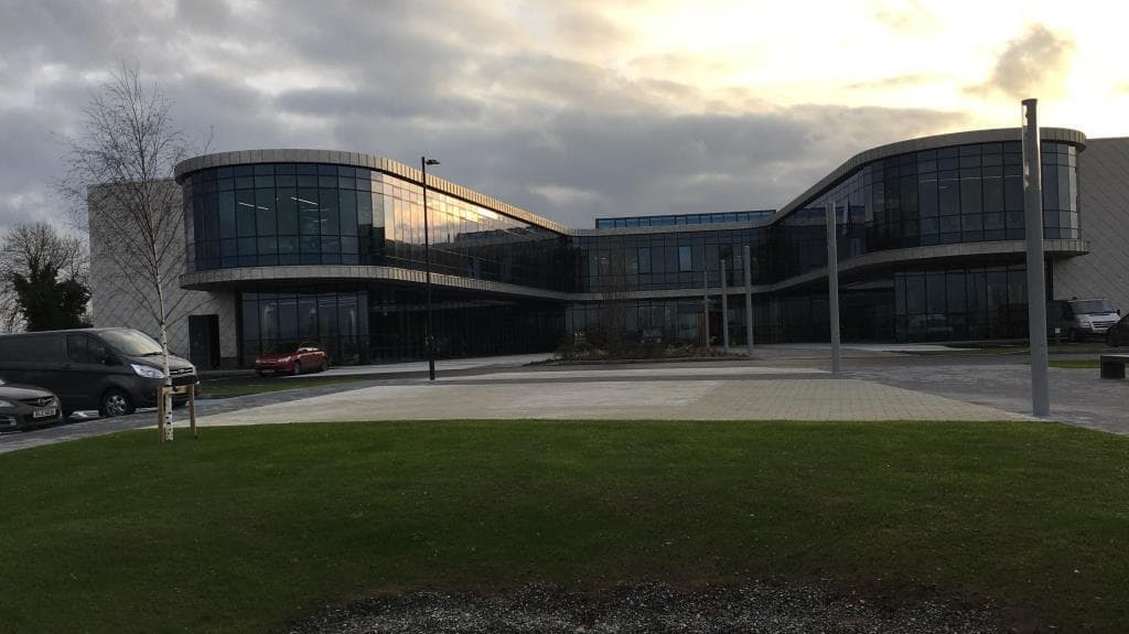 Project Handover - CDE Global Headquarters, Cookstown