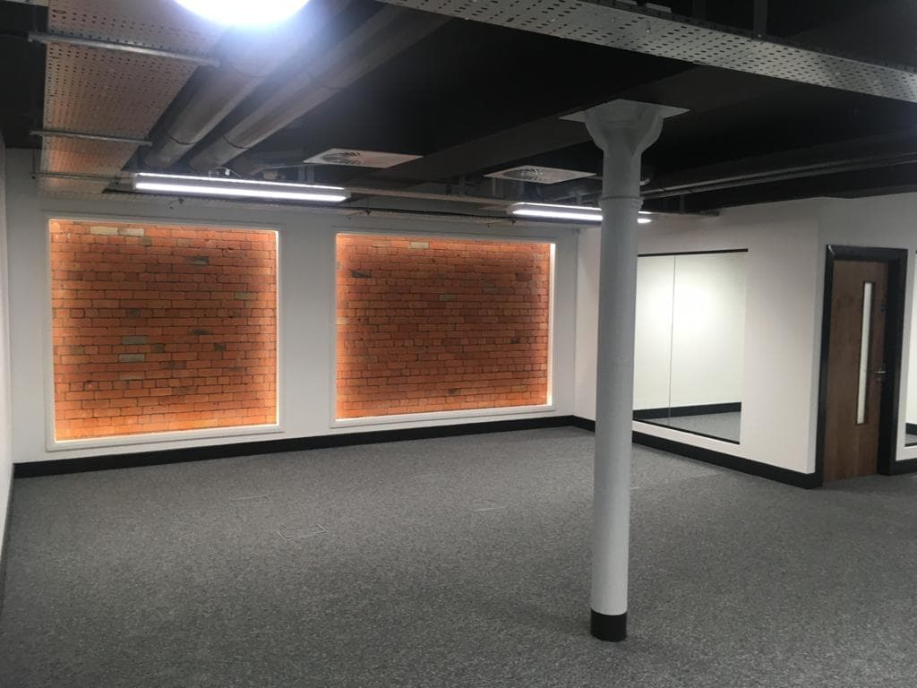 Project Handover - Category B Fit Out - Glendinning House, Belfast