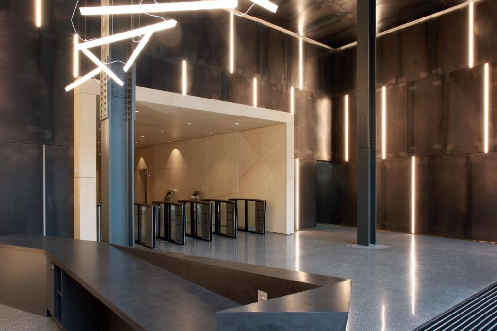Bespoke Joinery at Merchant Square