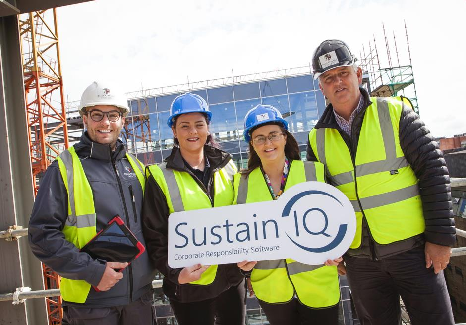 Felix O'Hare invests in new sustainability software